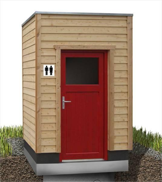 goldgrube toilettenhaus. Black Bedroom Furniture Sets. Home Design Ideas